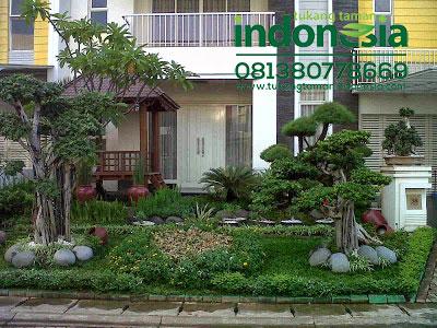 Tukang Taman Cisauk